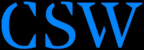 CSW Logo Blue - No Claim